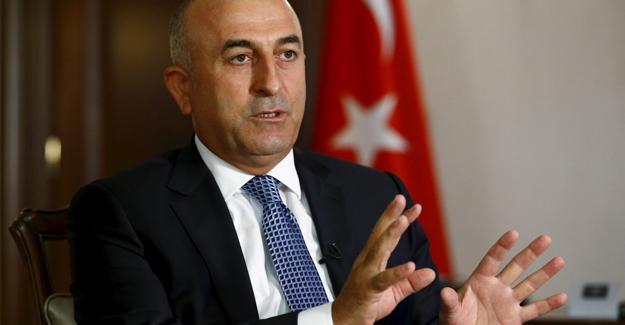 Çavuşoğlu'dan ABD'ye: YPG Minbic'ten çıkmazsa kendi imkanlarımızla çıkarmasını biliriz