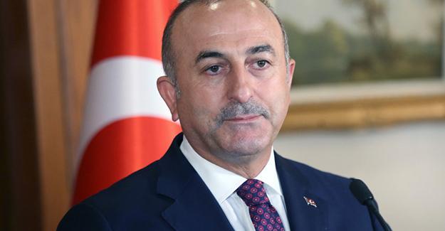 Çavuşoğlu'ndan, Suriye ve Irak'taki operasyonlara ilişkin açıklama