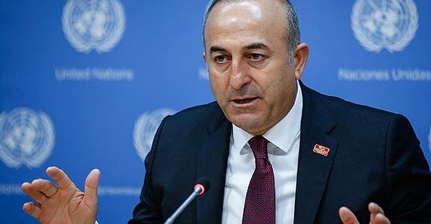 Çavuşoğlu'ndan 'dokunulmazlık' açıklaması