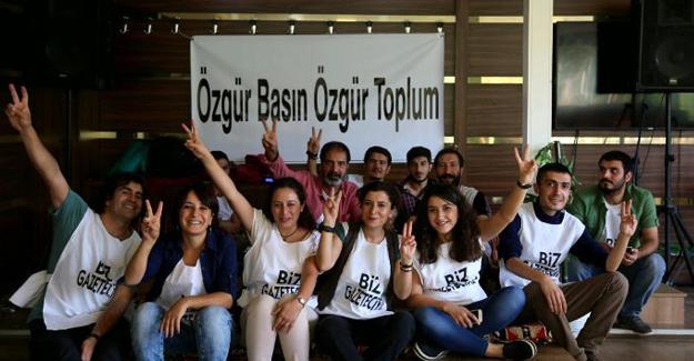 Celal Başlangıç: Dünya, Türkiye'deki basın özgürlüğünü de kıskanıyor!
