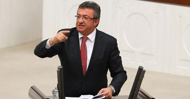 CHP'li Altay: Bu milleti Fethullah Gülen cemaatinin kucağına iten Erdoğan'dır