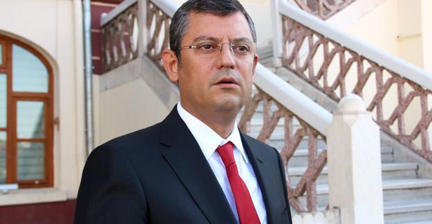 CHP'li Özel: KHK Komisyonu göstermelik