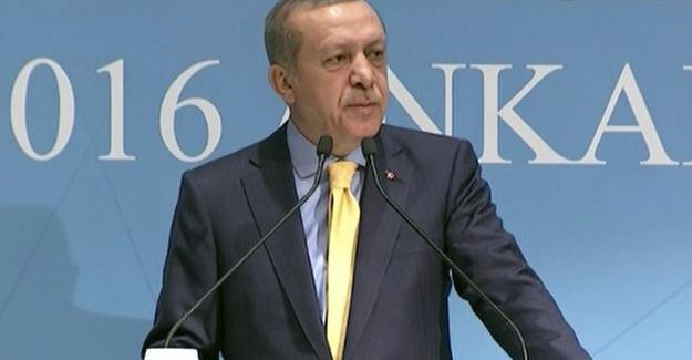 Cumhurbaşkanı Erdoğan'dan ABD'ye 'Gülen' mesajı