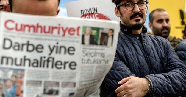 Cumhuriyet'e operasyona MHP'den de tepki geldi
