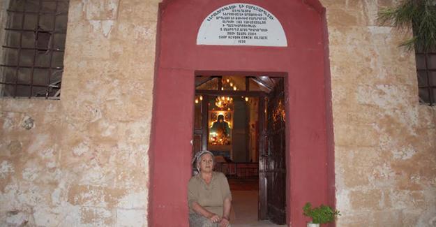 """""""Dêr""""ik'te yaşayan son 3 Ermeni'nin hikâyesi"""