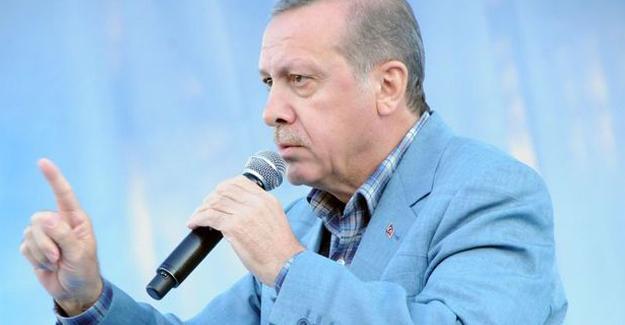 Erdoğan'dan hakkındaki 'darbe' iddialarına yanıt