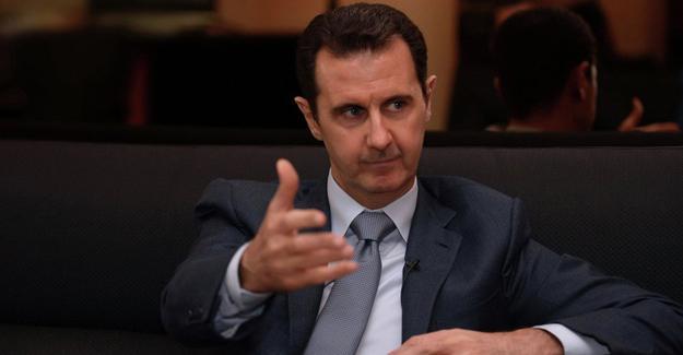 Esad:  Suriye'de 'ılımlı muhalif' diye bir şey yok