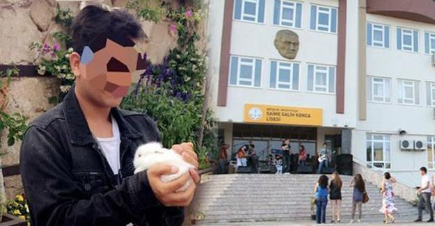 Eşcinsel öğrenci okuldan sürgün edildi iddiası