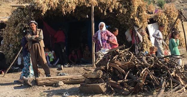 Evleri yıkılan Şırnak halkının ihtiyaçları için kampanya