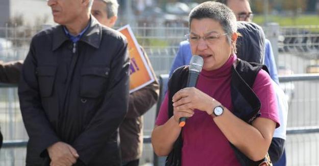 Fincancı: Haber alma özgürlüğü için mücadele edelim