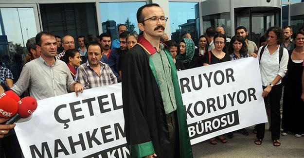 Gardiyanlar avukatın parmaklarını kırdı iddiası