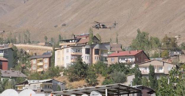 Hakkari Çukurca'da çatışma: 2 asker yaşamını yitirdi, 5 asker yaralı
