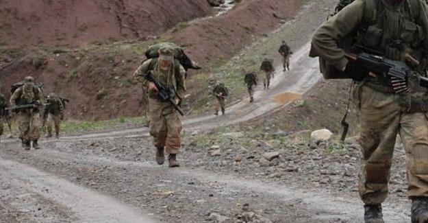 Hakkari'de 1 asker hayatını kaybetti