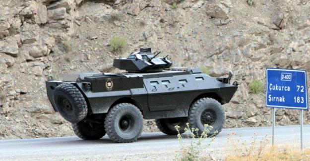 Hakkari'de saldırı: 1 asker hayatını kaybetti, 5 yaralı