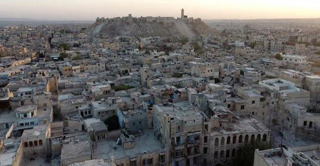 Halep'te çatışmalar yeniden başladı