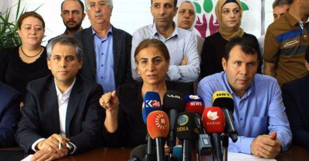 HDP Eş Genel Başkan Yardımcısı: Bizi siyasetten silmek istiyorlar