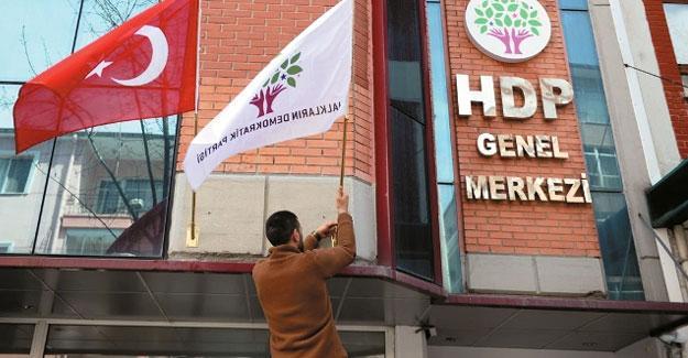HDP: 'Biat edenler devleti' kuruluyor