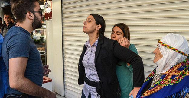 HDP'li Feleknas Uca: Polisler hedef gösterdi nişan aldı