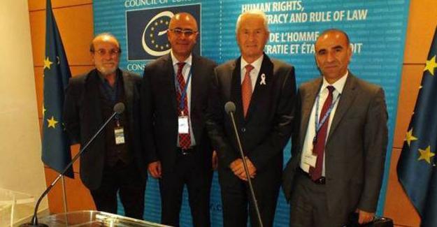HDP'liler Avrupa Konseyi Genel Sekreteri ile görüştü
