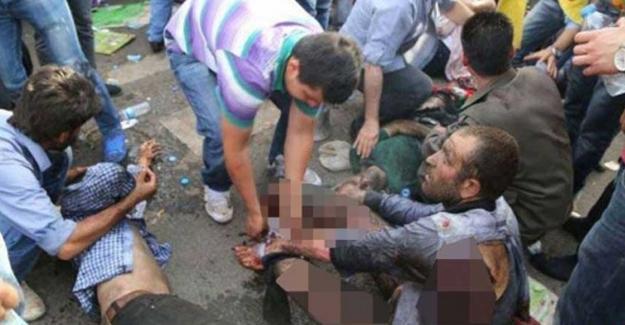 HDP mitingine bombalı saldırı davası başladı