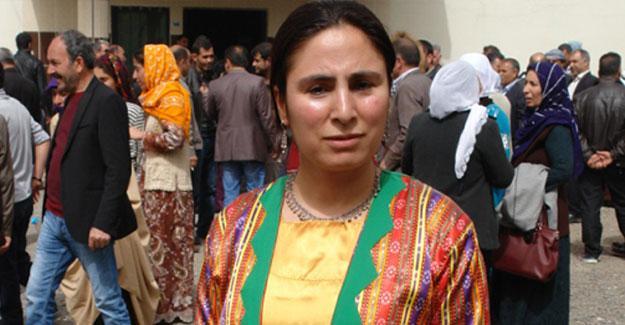 HDP Urfa İl Eş Başkanı Ayşe Sürücü gözaltına alındı