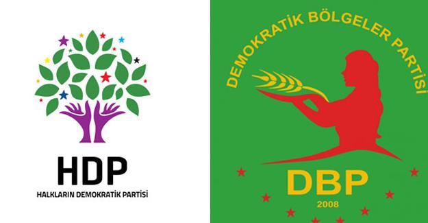 Muş'ta HDP ve DBP İl Eş Başkanları gözaltında