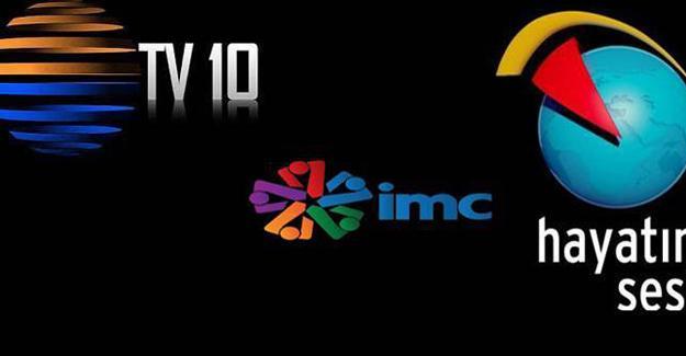 İMC, Hayatın Sesi ve TV10'un malzemeleri TRT'ye devredildi