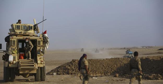 IŞİD'in saldırdığı Şengal'de çatışmalar şiddetlendi