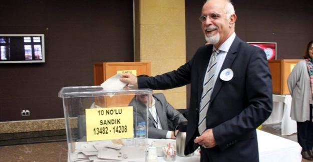 İstanbul Barosu'nun yeni başkanı Durakoğlu