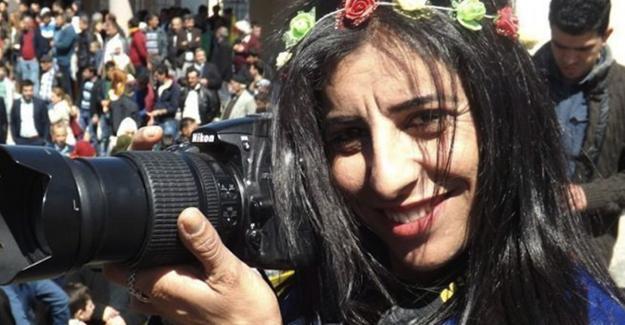JINHA muhabiri Filiz Zeyrek'e 15 ay hapis