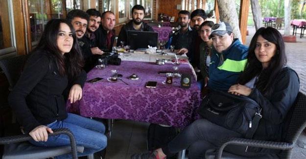 """""""JİNHA'nın talihsizliği, Türkiye'de Kürt kadınları tarafından kurulmuş olması"""""""