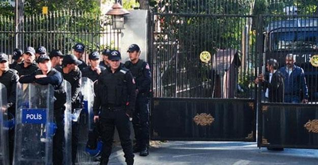 Kadıköy'deki proje okul protestosuna TOMA'lı 'önlem' alındı