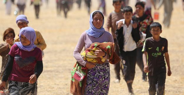 Kanada, Ezidiler için Irak'a ekip gönderiyor
