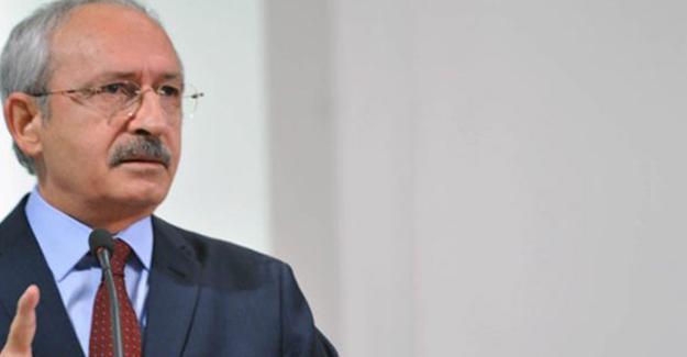 Kılıçdaroğlu'dan Bülent Tezcan açıklaması