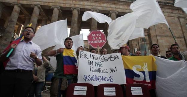 Kolombiya hükümeti, FARC ile ateşkesi uzattı