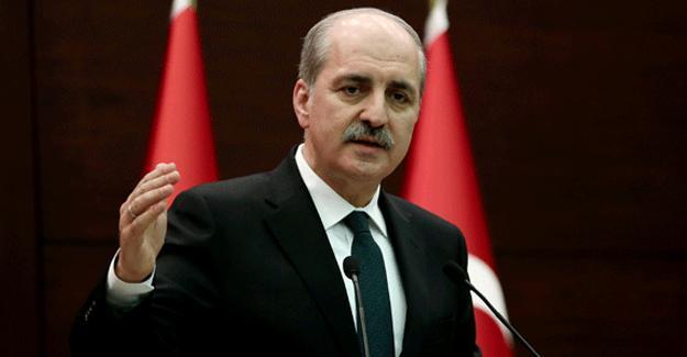 Kurtulmuş: Türkiye'nin Musul konusunda B ve C planları da vardır