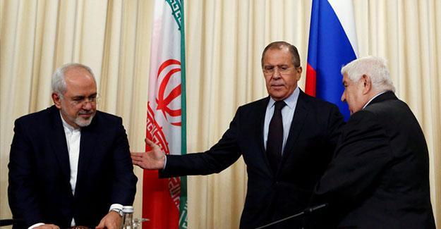 Lavrov: Suriyelilerin durumundan sadece teröristler değil, Batı da sorumlu