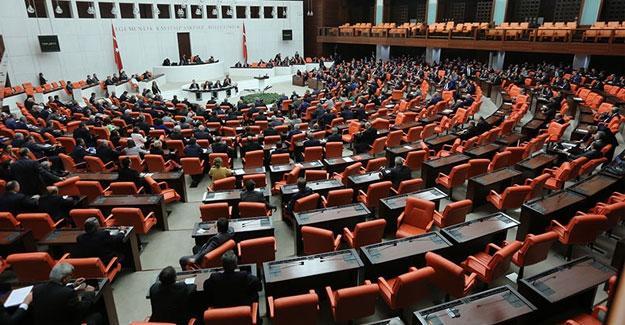 Meclis'te ilk gündem savaş