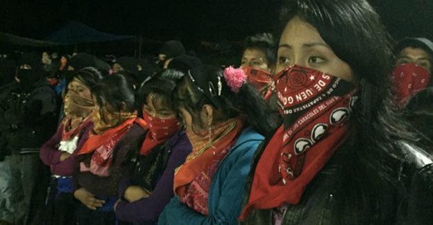 Meksika'da kriz ve seçimler: EZLN seçimlere giriyor