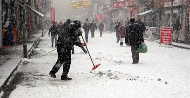 Meteoroloji uyardı: Gece kar geliyor
