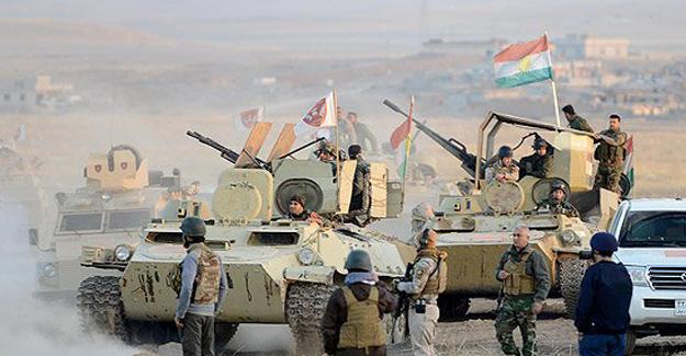 Musul operasyonu: 8 köy kurtarıldı; 10 peşmerge ve 70 Irak askeri yaşamını yitirdi
