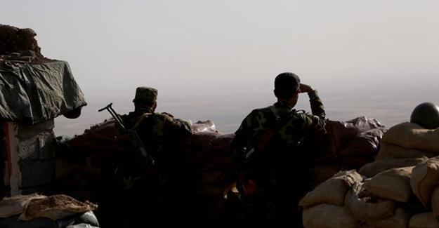 Musul operasyonu: Gazeteciler Peşmerge'nin Hazır Cephesi'ne alınıyor
