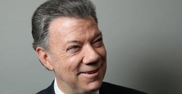 Nobel Barış Ödülü Kolombiya Cumhurbaşkanı'na