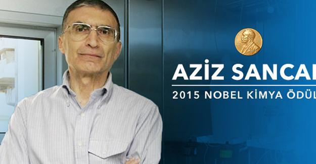 Nobelli Aziz Sancar: Nobel'i vermeye hazırım yeter ki ülkeme barış gelsin