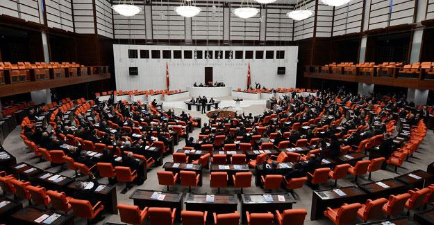 OHAL'in 3 ay daha uzatılması Meclis'te kabul edildi