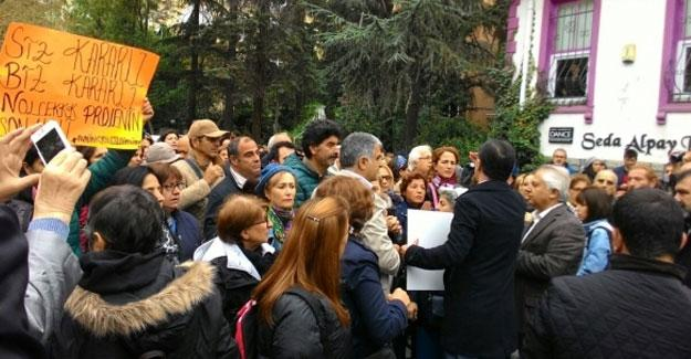 Proje okulu velilerinden ortak açıklama: Hukuksuz öğretmen tayinlerine karşıyız