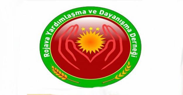 Rojava Derneği'nin hesabı kapatıldı