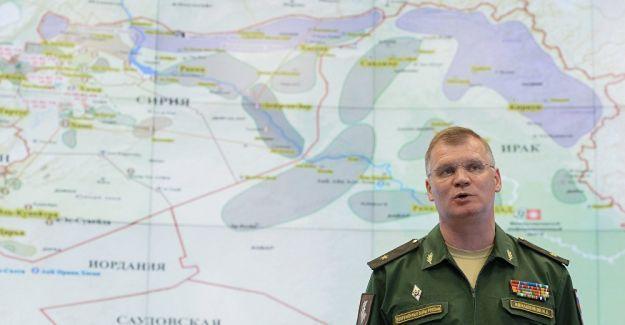 """""""Rusya ve Suriye uçakları Halep'te 13 gündür operasyon düzenlemiyor"""""""