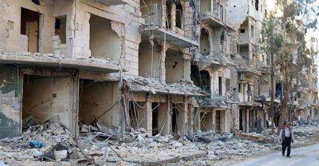 Rusya'dan Halep açıklaması