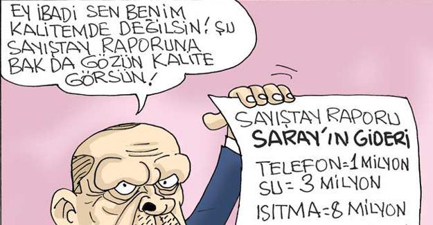 Sefer Selvi'den Erdoğan'ın 'kalite' sözleri
